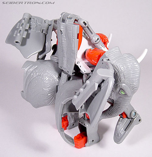 Transformers Beast Wars Ironhide (Santon) (Image #26 of 43)