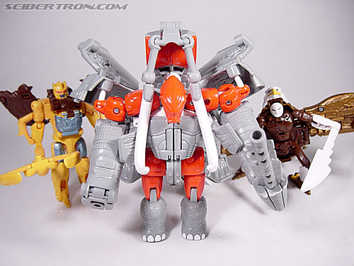 Transformers Beast Wars Ironhide (Santon) (Image #42 of 43)