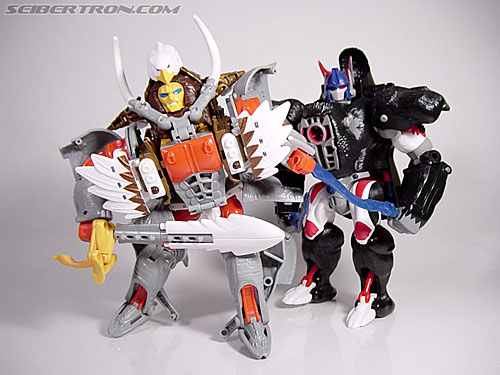 Transformers Beast Wars Magnaboss (Image #19 of 66)