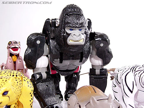 Transformers Beast Wars Optimus Primal (Convoy) (Image #3 of 99)