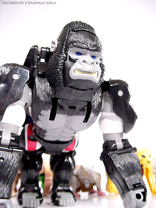 Transformers Beast Wars Optimus Primal (Convoy) (Image #10 of 99)