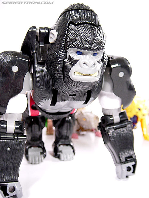 Transformers Beast Wars Optimus Primal (Convoy) (Image #12 of 99)