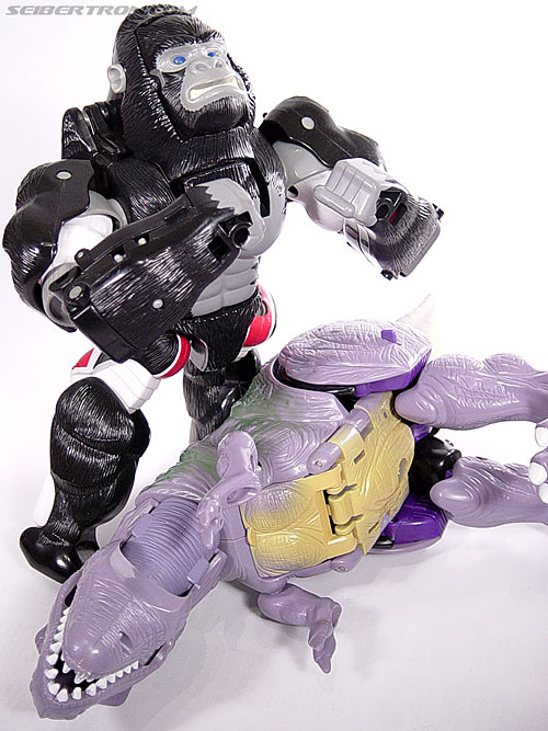 Transformers Beast Wars Optimus Primal (Convoy) (Image #20 of 99)