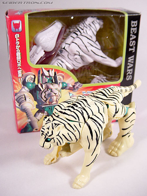 Transformers Beast Wars Tigatron (Image #14 of 107)