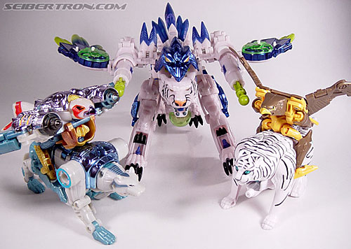 Transformers Beast Wars Tigatron (Image #44 of 107)