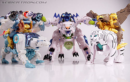 Transformers Beast Wars Tigatron (Image #46 of 107)