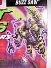 Beast Wars Buzz Saw - Image #5 of 102