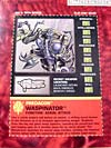 Beast Wars Waspinator - Image #12 of 132