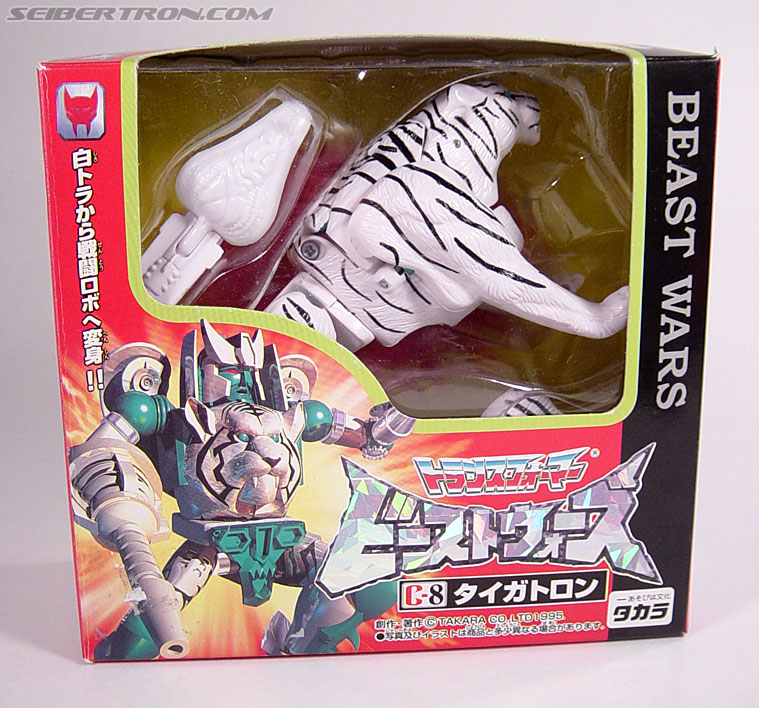 Transformers Beast Wars Tigatron (Image #1 of 107)