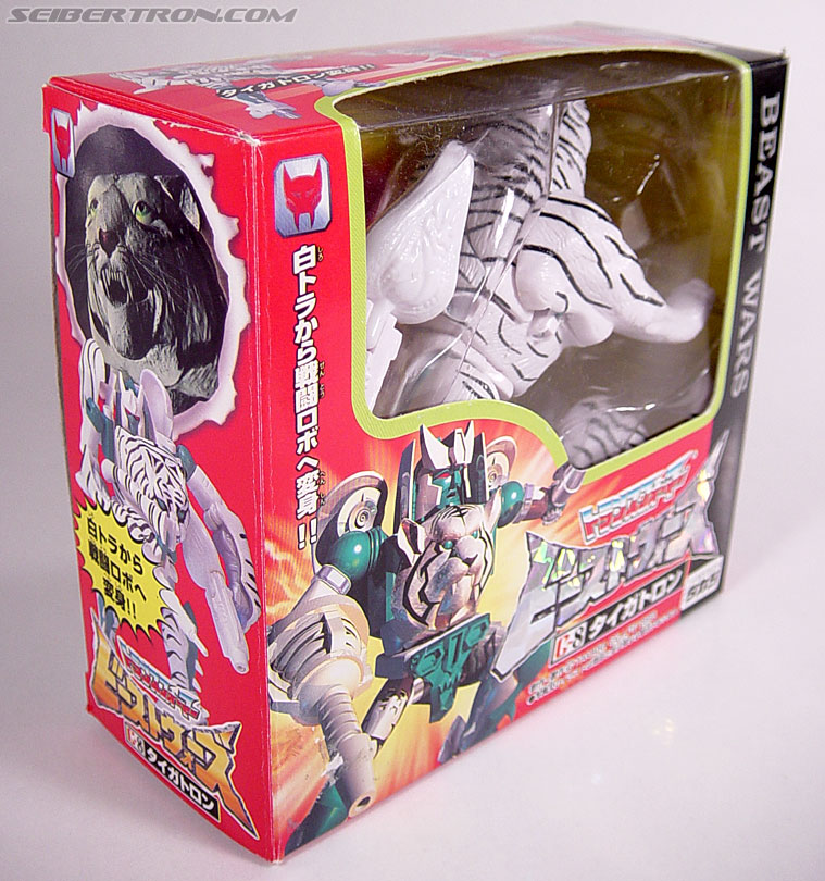 Transformers Beast Wars Tigatron (Image #5 of 107)