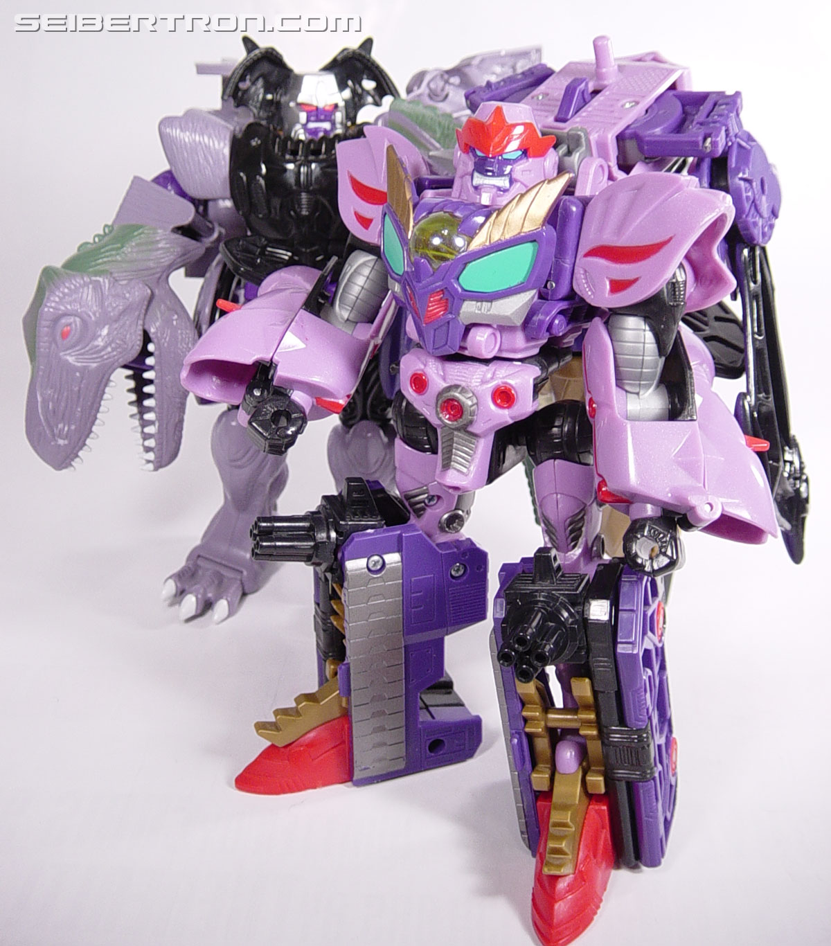 Transformers Beast Wars II Galvatron (Image #68 of 73)