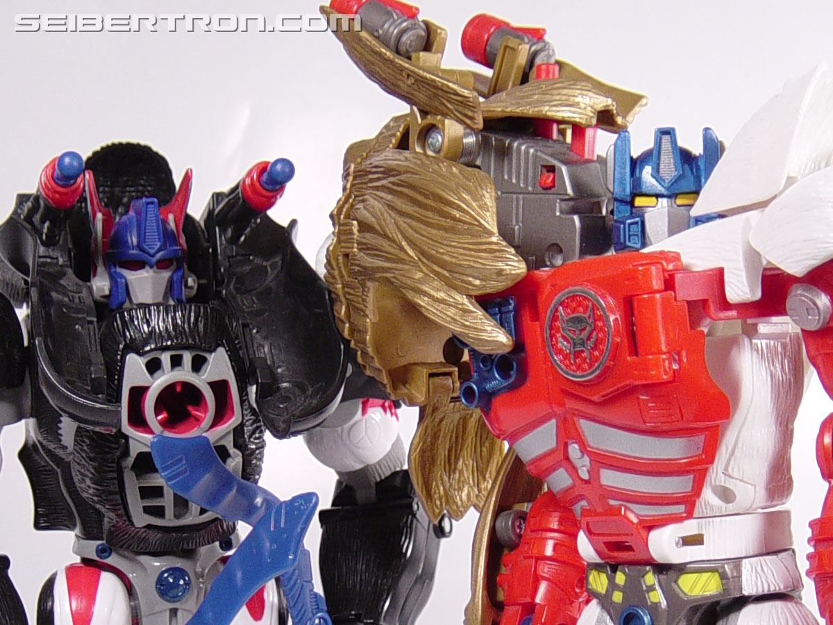 Transformers Beast Wars II Lio Convoy (Image #52 of 81)