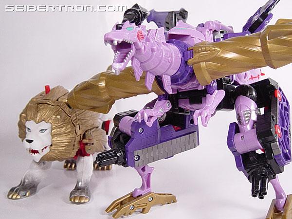 Transformers Beast Wars II Galvatron (Image #27 of 73)