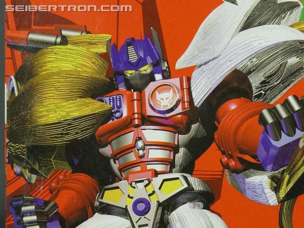 Transformers Beast Wars II Lio Convoy (Image #4 of 81)