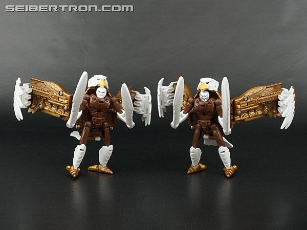 Transformers News: New Galleries: Beast Wars II X-4 Magnaboss with Lio Junior, Santon and Skywarp