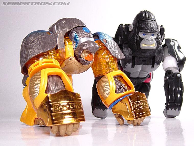 Transformers Beast Machines Blast Punch Optimus Primal (Beast Convoy) (Image #12 of 53)