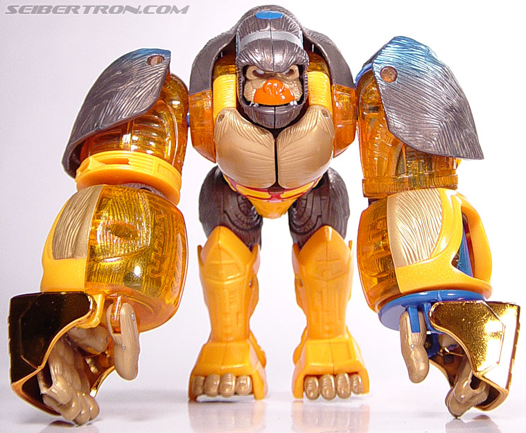 Transformers Beast Machines Blast Punch Optimus Primal (Beast Convoy) (Image #18 of 53)