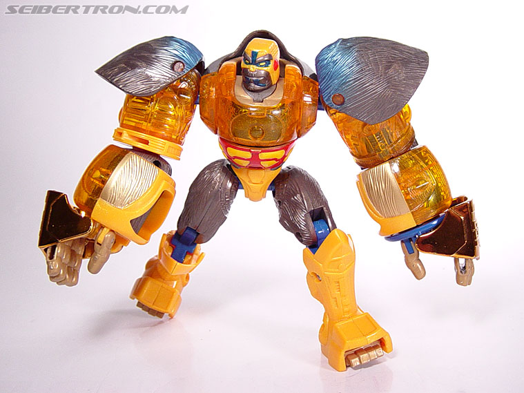 Transformers Beast Machines Blast Punch Optimus Primal (Beast Convoy) (Image #42 of 53)