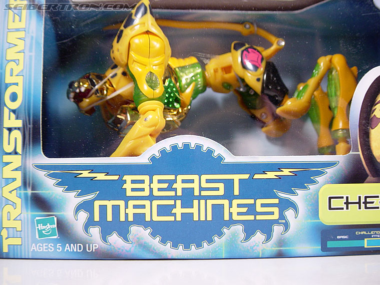 Transformers Beast Machines Cheetor (Cheetas) (Image #2 of 107)