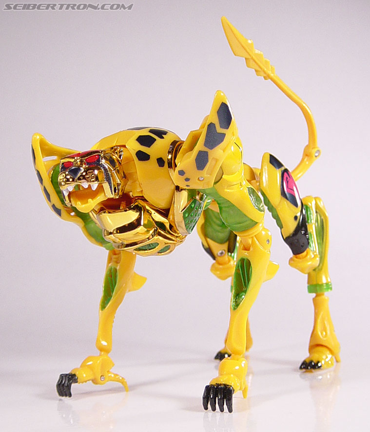 Transformers Beast Machines Cheetor (Cheetas) (Image #31 of 107)