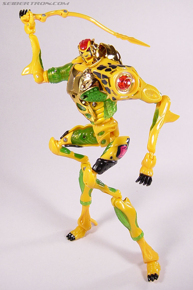 Transformers Beast Machines Cheetor (Cheetas) (Image #89 of 107)