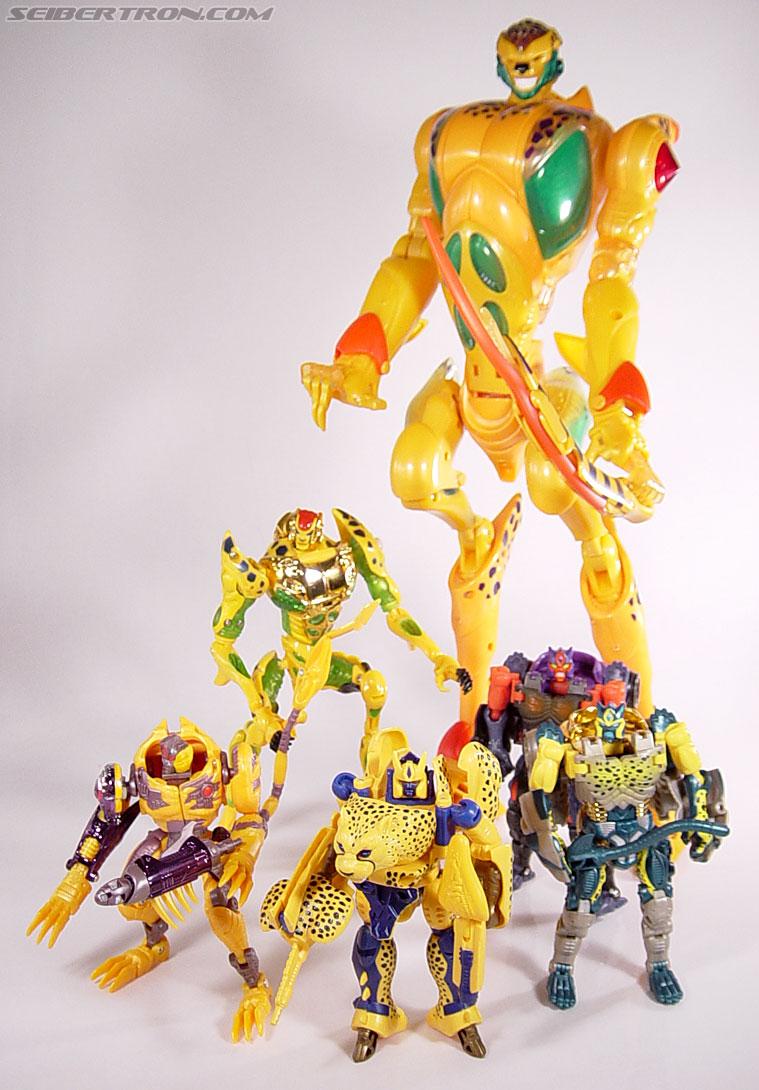 Transformers Beast Machines Cheetor (Cheetas) (Image #107 of 107)