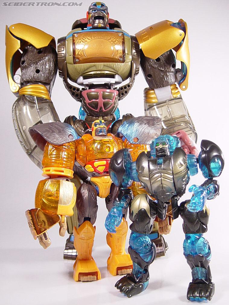 Transformers Beast Machines Optimus Primal (Beast Convoy) (Image #60 of 60)