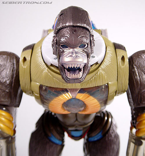 Transformers Beast Machines Air Attack Optimus Primal (Beast Convoy) (Image #1 of 95)