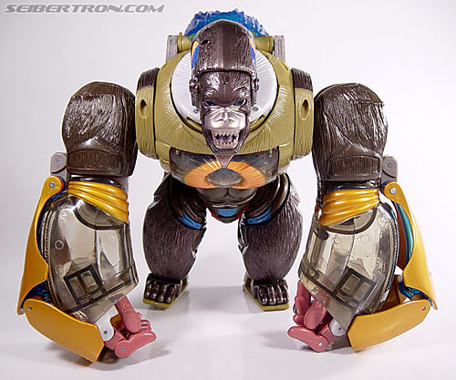 Transformers Beast Machines Air Attack Optimus Primal (Beast Convoy) (Image #2 of 95)