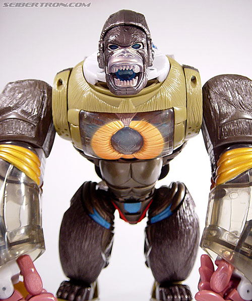 Transformers Beast Machines Air Attack Optimus Primal (Beast Convoy) (Image #3 of 95)