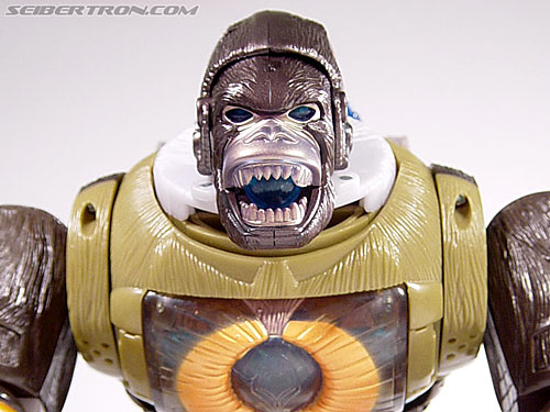 Transformers Beast Machines Air Attack Optimus Primal (Beast Convoy) (Image #4 of 95)