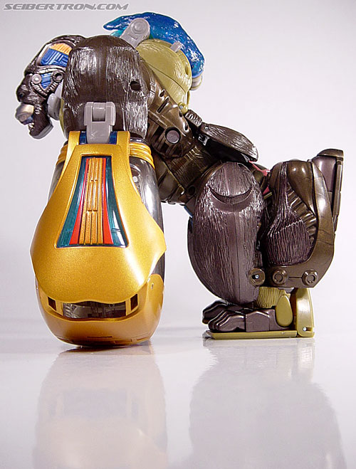 Transformers Beast Machines Air Attack Optimus Primal (Beast Convoy) (Image #11 of 95)