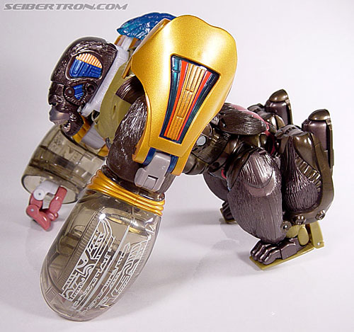 Transformers Beast Machines Air Attack Optimus Primal (Beast Convoy) (Image #21 of 95)
