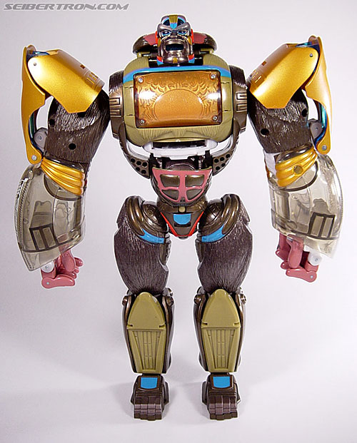 Air Attack Optimus Primal