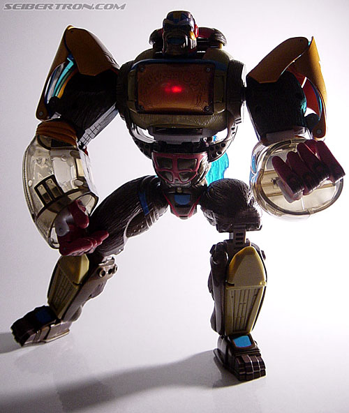 Transformers Beast Machines Air Attack Optimus Primal (Beast Convoy) (Image #94 of 95)