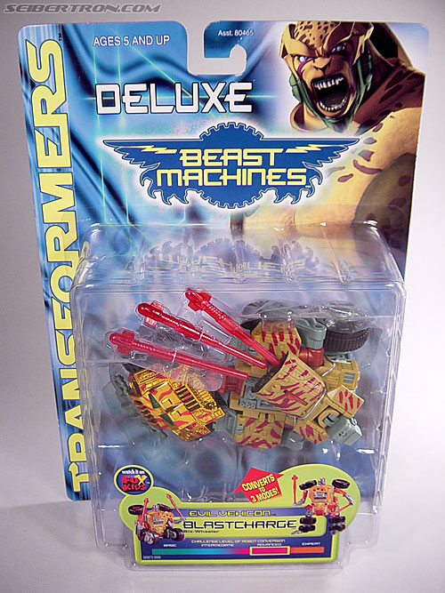 Transformers Beast Machines Blastcharge (Image #1 of 69)