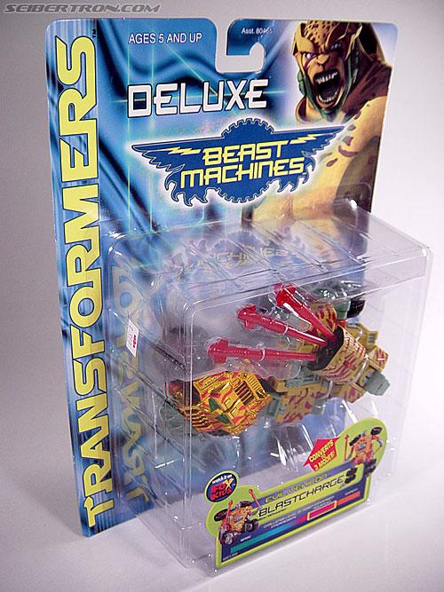 Transformers Beast Machines Blastcharge (Image #4 of 69)