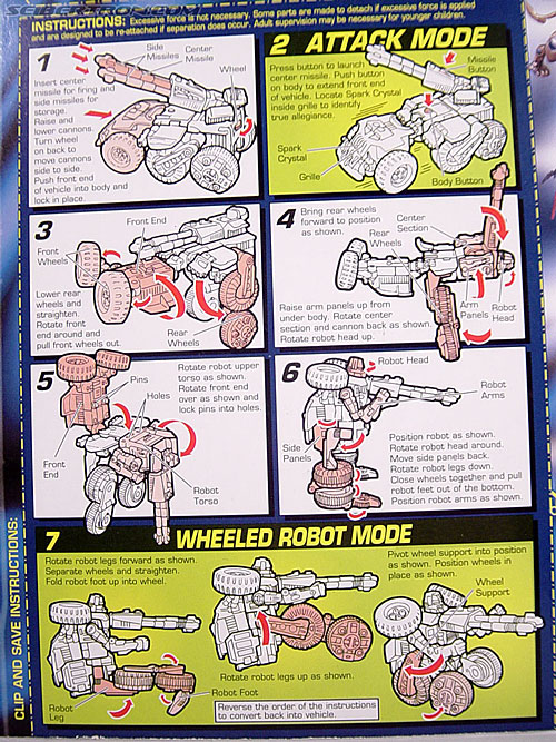 Transformers Beast Machines Blastcharge (Image #8 of 69)