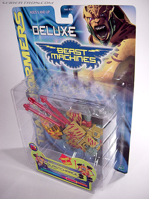 Transformers Beast Machines Blastcharge (Image #9 of 69)