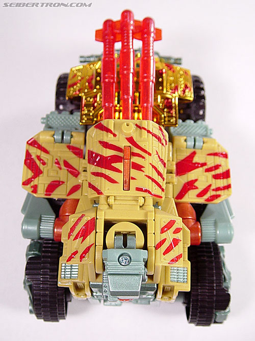 Transformers Beast Machines Blastcharge (Image #17 of 69)