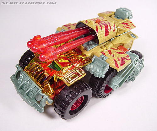 Transformers Beast Machines Blastcharge (Image #21 of 69)