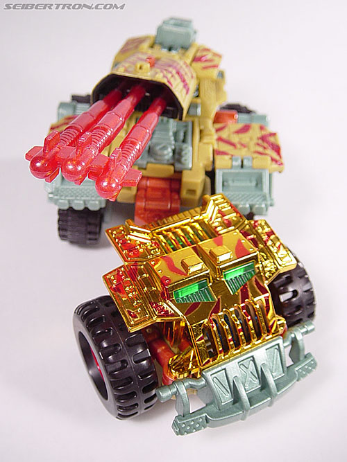 Transformers Beast Machines Blastcharge (Image #24 of 69)