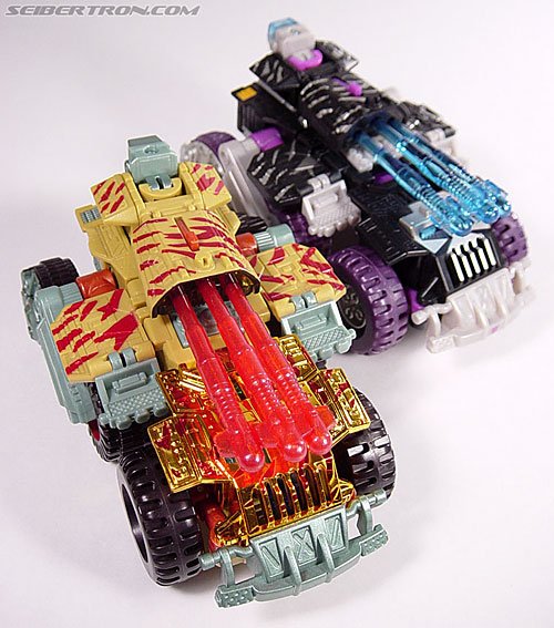 Transformers Beast Machines Blastcharge (Image #28 of 69)