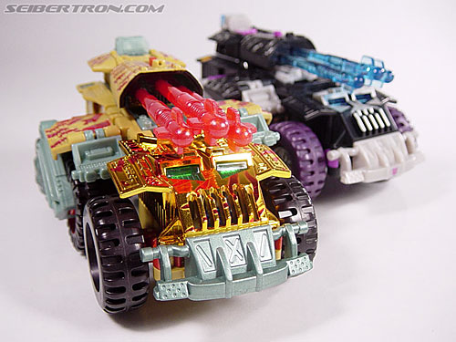 Transformers Beast Machines Blastcharge (Image #29 of 69)