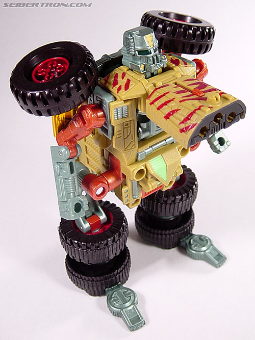 Transformers Beast Machines Blastcharge (Image #35 of 69)