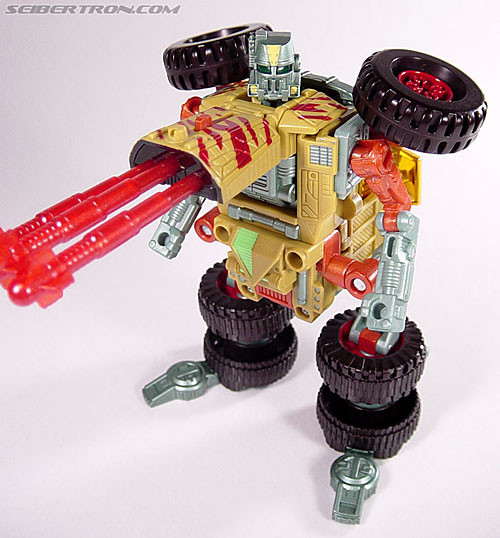 Transformers Beast Machines Blastcharge (Image #42 of 69)