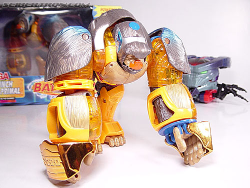 Transformers Beast Machines Blast Punch Optimus Primal (Beast Convoy) (Image #1 of 53)