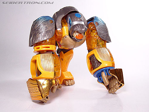 Transformers Beast Machines Blast Punch Optimus Primal (Beast Convoy) (Image #2 of 53)