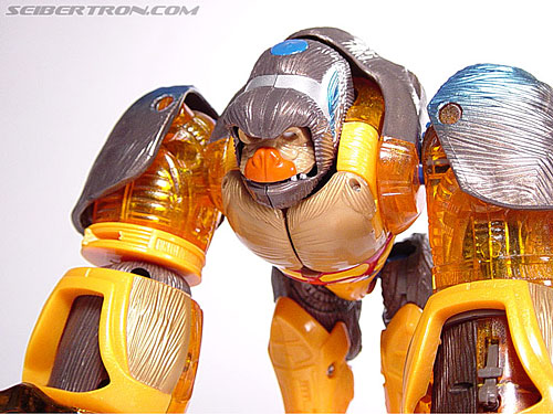 Transformers Beast Machines Blast Punch Optimus Primal (Beast Convoy) (Image #6 of 53)