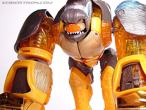 Transformers Beast Machines Blast Punch Optimus Primal (Beast Convoy) (Image #7 of 53)